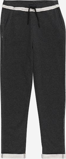 ONLY PLAY Sporthose in schwarzmeliert / weiß, Produktansicht