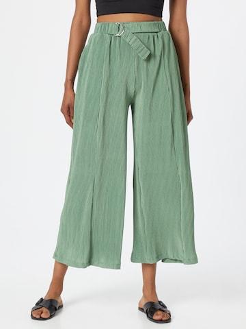 Hailys Nadrág 'Ceyla' - zöld