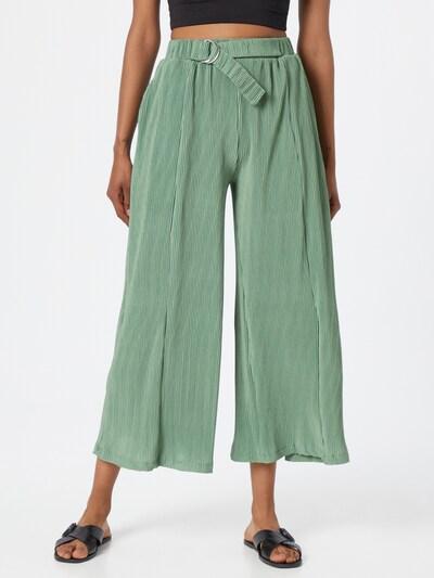 Hailys Hlače 'Ceyla' | svetlo zelena barva, Prikaz modela