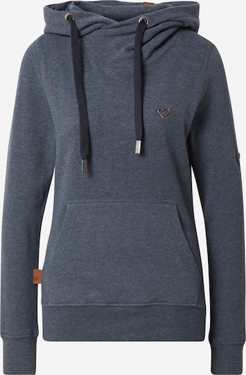 Alife and Kickin Sweatshirt 'Sarah' in taubenblau, Produktansicht