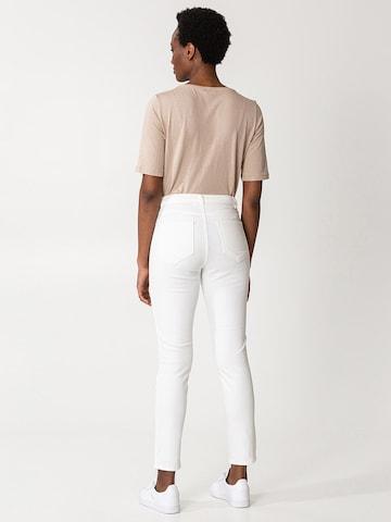 Indiska Παντελόνι 'GRACE' σε λευκό
