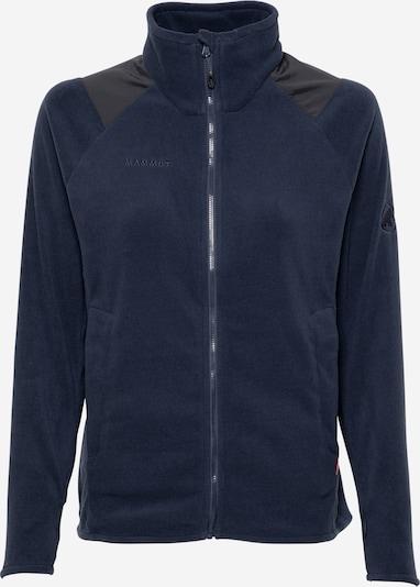 MAMMUT Bluza polarowa funkcyjna w kolorze granatowy / czarnym, Podgląd produktu