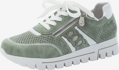RIEKER Sneakers low in Mint / White, Item view