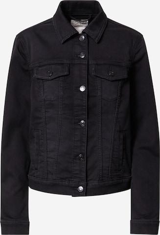 ESPRIT Φθινοπωρινό και ανοιξιάτικο μπουφάν σε μαύρο