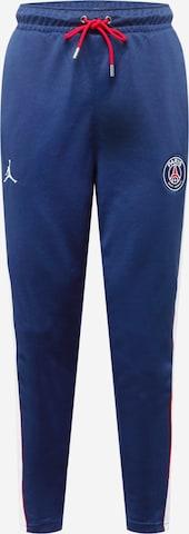 Pantalon de sport Jordan en bleu
