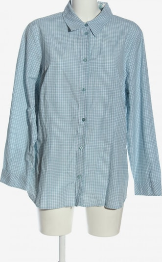 Bexleys Woman Holzfällerhemd in 4XL in blau / weiß, Produktansicht
