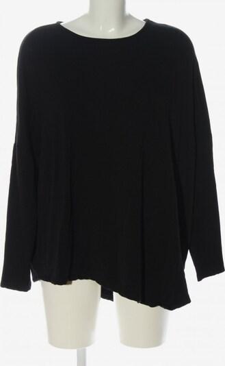 Someday Rundhalspullover in M in schwarz, Produktansicht
