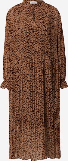 modström Robe-chemise 'Hitta' en marron / noir, Vue avec produit