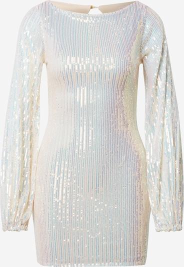 CLUB L LONDON Kleid 'SEQUIN' in creme, Produktansicht