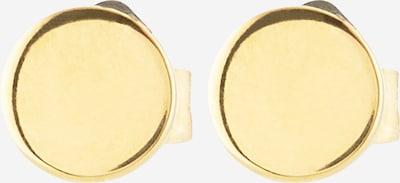 ELLI Kolczyki 'Geo, Kreis' w kolorze złotym, Podgląd produktu