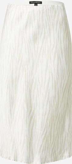 Banana Republic Rok 'BIAS' in de kleur Grijs / Wit, Productweergave