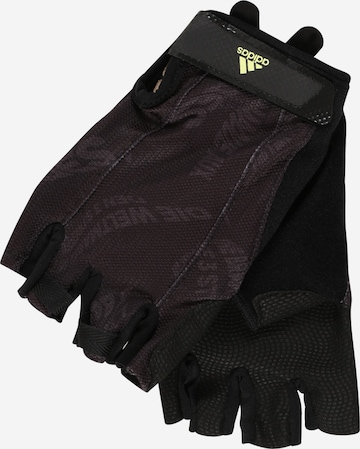 Gants de sport ADIDAS PERFORMANCE en noir