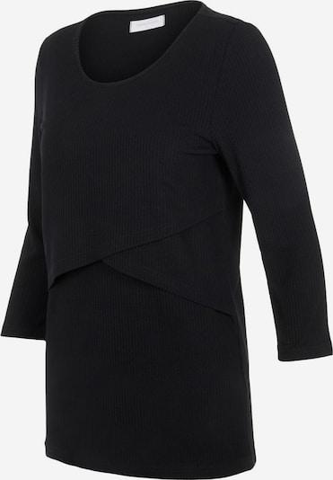MAMALICIOUS Umstandsshirt in schwarz, Produktansicht