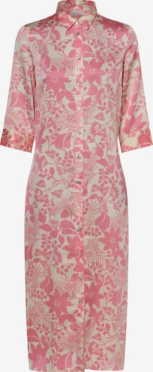 apriori Blusenkleid in ecru / rosa, Produktansicht