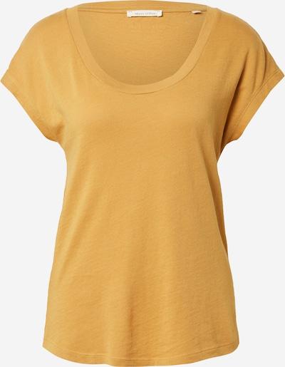 Tricou Marc O'Polo pe galben auriu, Vizualizare produs