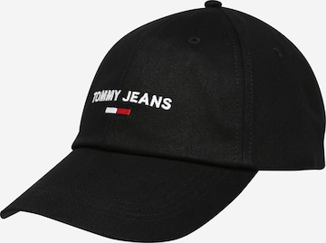 Tommy Jeans Nokamüts, värv must
