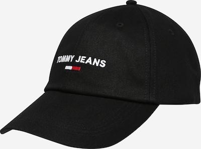 Șapcă Tommy Jeans pe roșu / negru / alb, Vizualizare produs