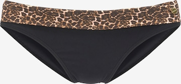 LASCANA Bikinihose in Schwarz