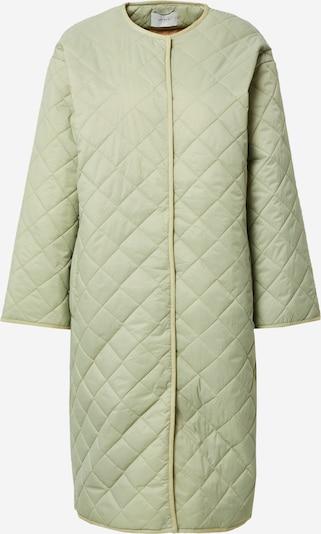Neo Noir Manteau mi-saison en vert clair, Vue avec produit