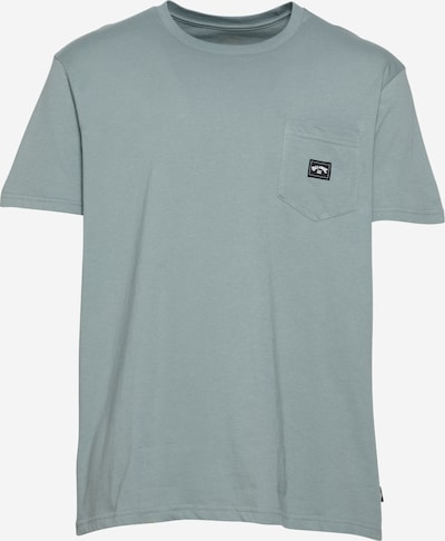 BILLABONG Functioneel shirt 'STACKED' in de kleur Pastelgroen, Productweergave