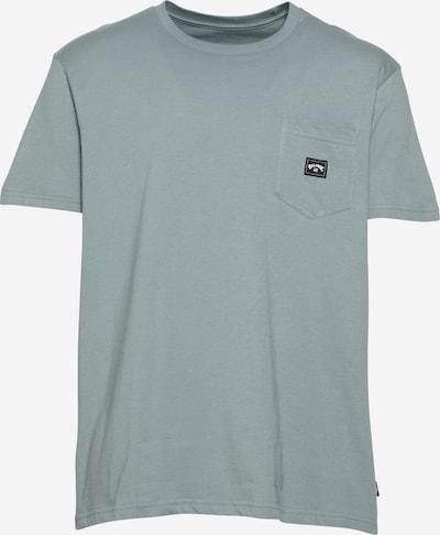 BILLABONG Sporta krekls 'STACKED' pasteļzaļš, Preces skats