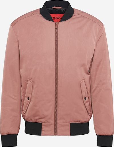 HUGO Преходно яке 'Boris' в розе / черно, Преглед на продукта