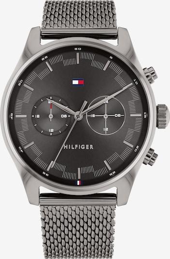 TOMMY HILFIGER Uhr in grau, Produktansicht