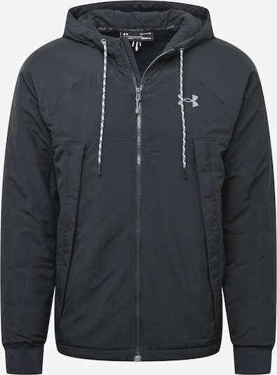 UNDER ARMOUR Sportjas 'Sky Insulate' in de kleur Zwart, Productweergave