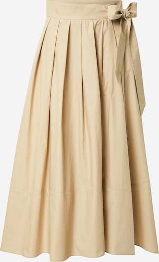 Weekend Max Mara Rock 'OBLARE' in beige, Produktansicht