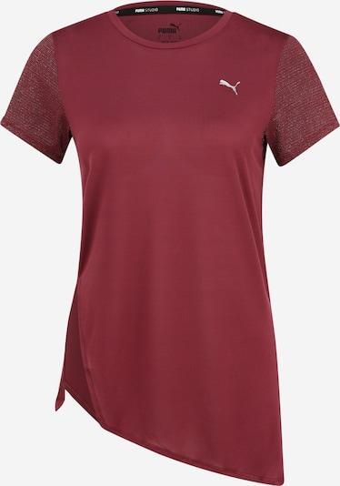 PUMA T-shirt fonctionnel en marron, Vue avec produit