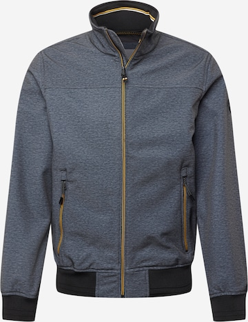 TOM TAILOR Between-season jacket in Grey