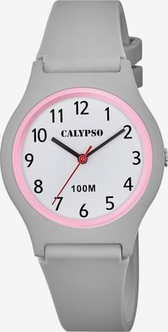 CALYPSO WATCHES CALYPSO WATCHES Quarzuhr in Grau
