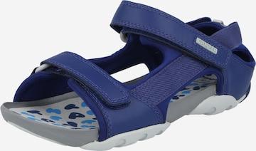 Sandales 'Wous' CAMPER en bleu