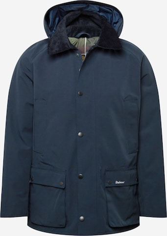 Barbour Φθινοπωρινό και ανοιξιάτικο μπουφάν 'Ashby' σε μπλε