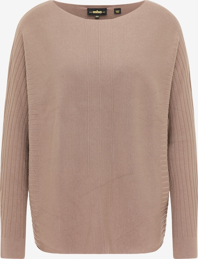 usha BLACK LABEL Pullover in nude, Produktansicht