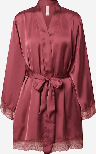 Hunkemöller Dressing gown 'Meili' in Rusty red, Item view