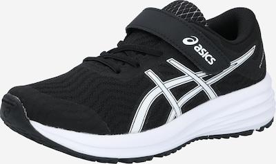 ASICS Športni čevelj 'PATRIOT 12' | črna / bela barva, Prikaz izdelka