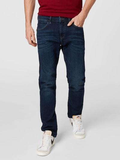 TOM TAILOR Jeans in de kleur Blauw denim, Modelweergave