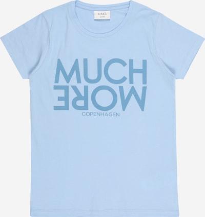 D-XEL Shirt 'TASSA' in rauchblau / hellblau, Produktansicht