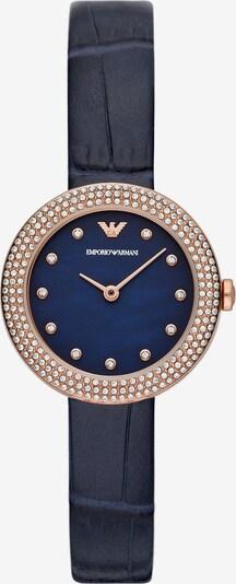 ARMANI Uhr in blau, Produktansicht