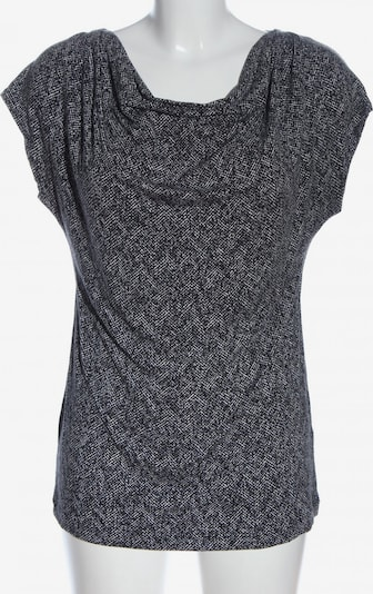 Joseph Janard Blusenshirt in S in schwarz / weiß, Produktansicht