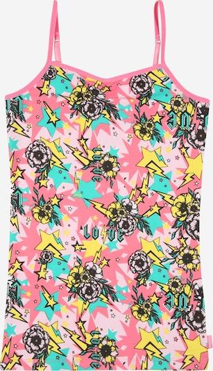 VINGINO Unterhemd in türkis / gelb / pink / hellpink / schwarz, Produktansicht