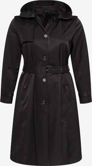 Demisezoninis paltas iš Lauren Ralph Lauren, spalva – juoda, Prekių apžvalga