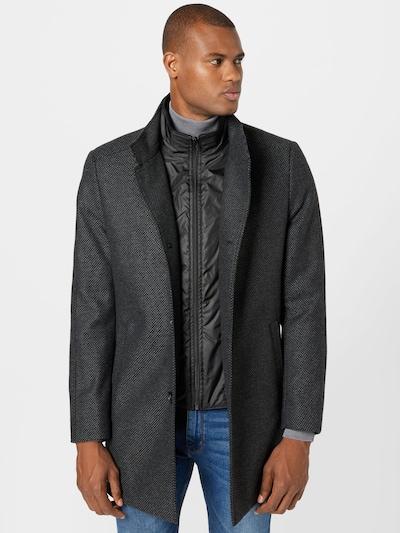 CINQUE Prechodný kabát 'OXFORD' - antracitová, Model/-ka