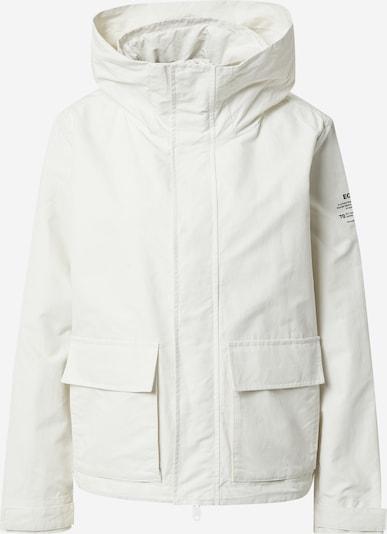 ECOALF Jacke in schwarz / weiß, Produktansicht