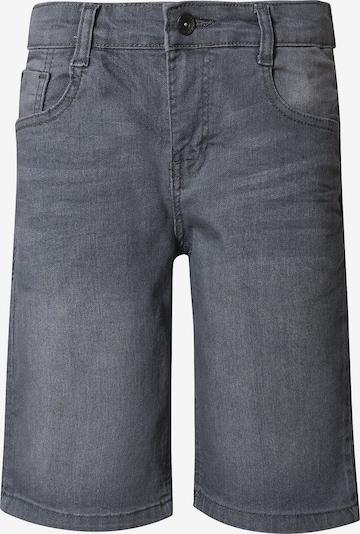 STACCATO Jeansshorts in grau, Produktansicht