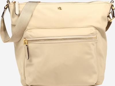 Borsa a tracolla 'PARSON' Lauren Ralph Lauren di colore beige, Visualizzazione prodotti