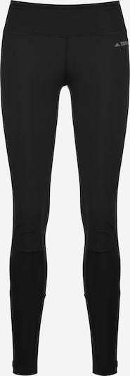 ADIDAS PERFORMANCE Sportbroek 'Agravic' in de kleur Zwart, Productweergave