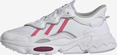 ADIDAS ORIGINALS Sneaker 'Ozweego' in rot / schwarz / weiß, Produktansicht