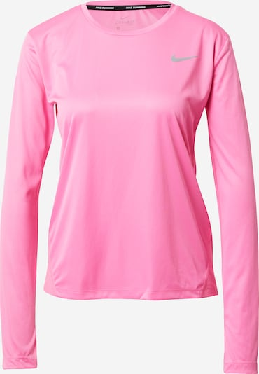 Tricou funcțional 'Miler' NIKE pe roz, Vizualizare produs
